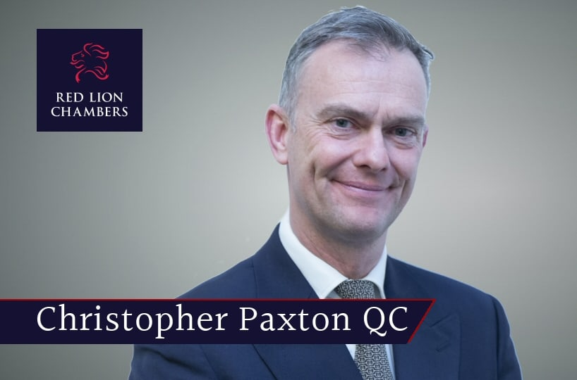 RLC member Christopher Paxton QC secures acquittal in murder trial