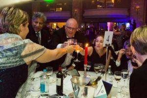 Bar Awards, Hilton Park Lane Ballroom, 25th October 2018