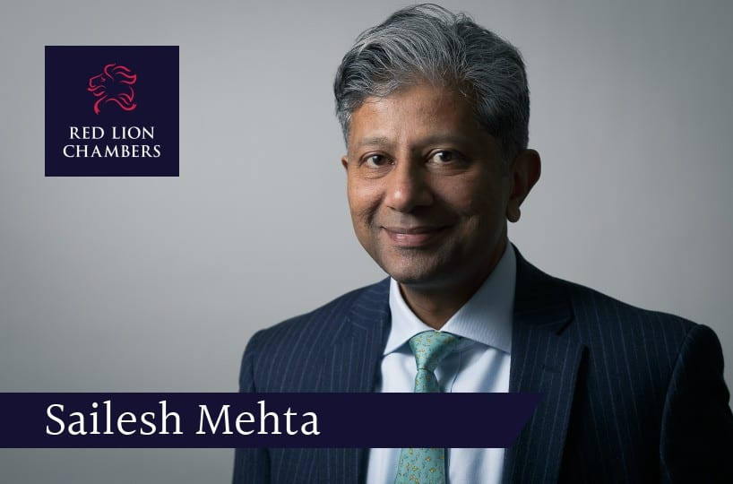Sailesh Mehta to Appear on Channel 4 News