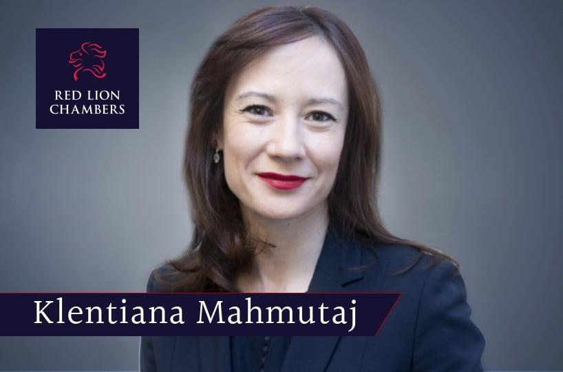 Klentiana Mahmutaj talks about her Journey to the Bar