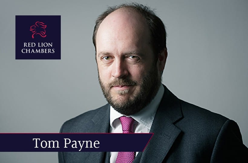 Tom Payne acts for the SFO in the prosecution and sentence of Petrofac Ltd