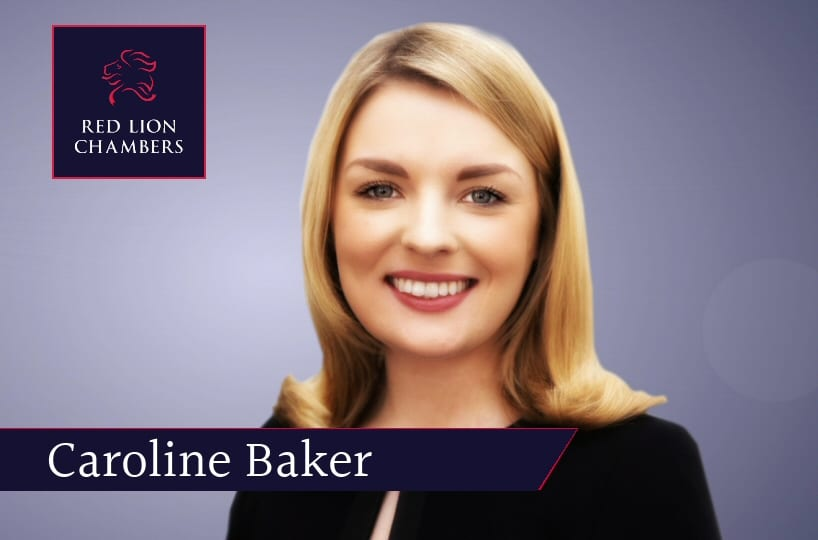Caroline Baker featured in Counsel Magazine's Bar Student Guide