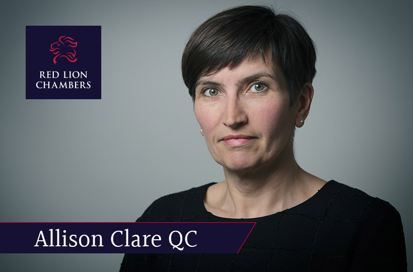 Allison Clare QC writes on Adequate Procedures for New Law Journal