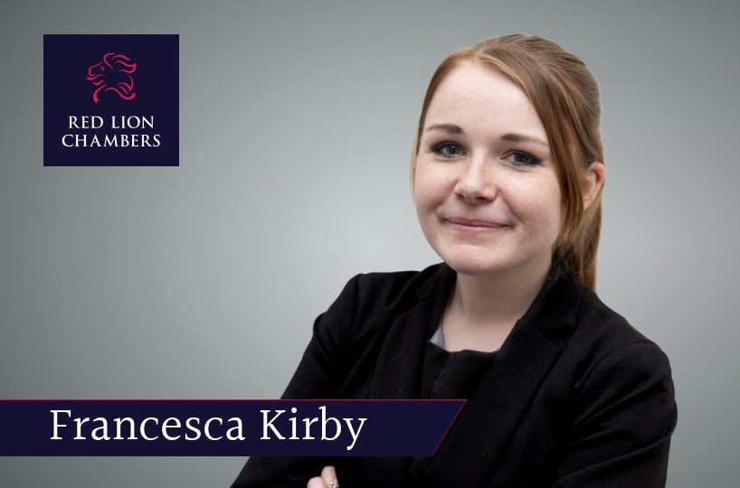 Francesca Kirby examines latest developments in the Police Crime, Sentencing and Courts Bill (PCSC)