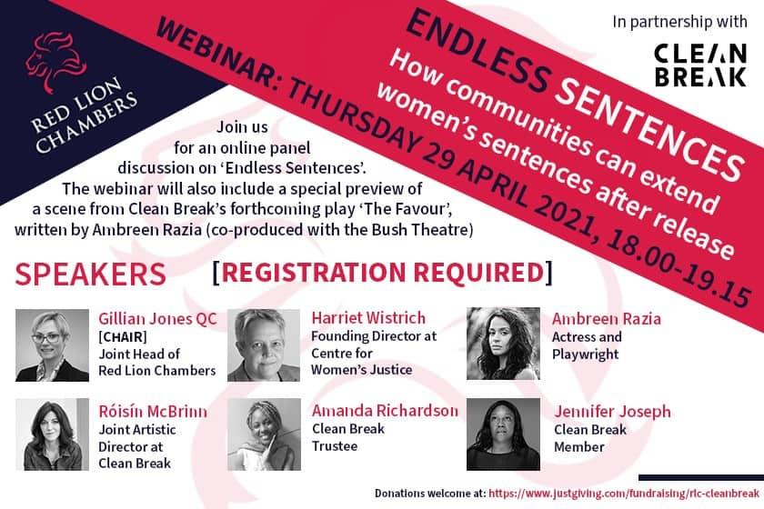 ENDLESS SENTENCES: How communities can extend women's sentences after release