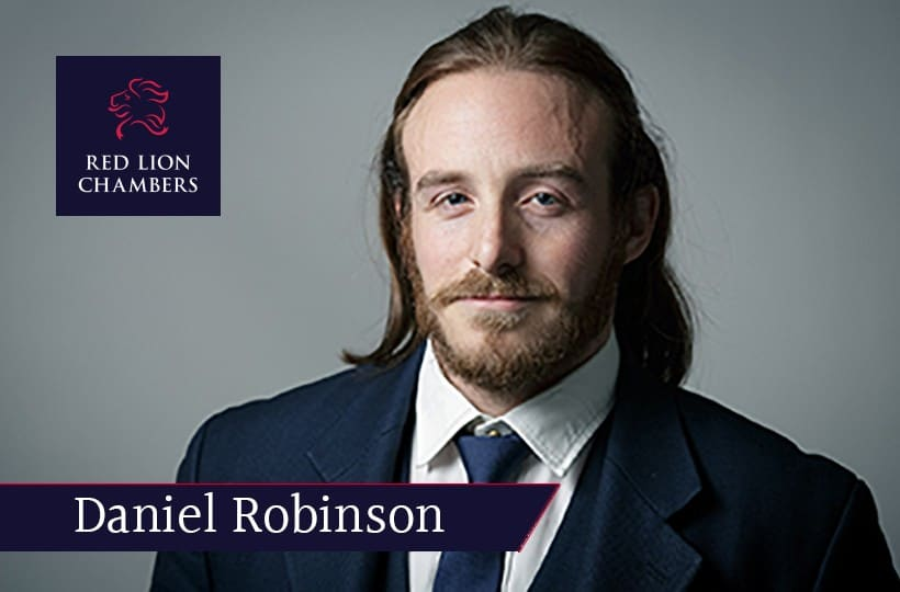 Dan Robinson marks Mental Health Awareness Week for Law Society Gazette