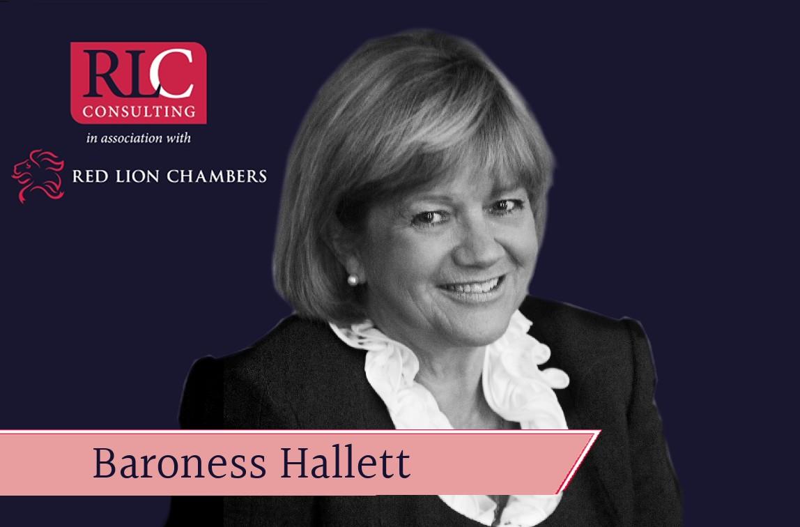 Radio 4 Desert Island Discs with RLConsultant Baroness Heather Hallett