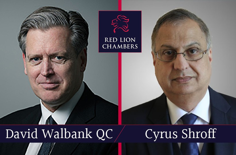 David Walbank QC and Cyrus Shroff Secure Acquittals in 'Road Rage Murder' Trial at the Old Bailey