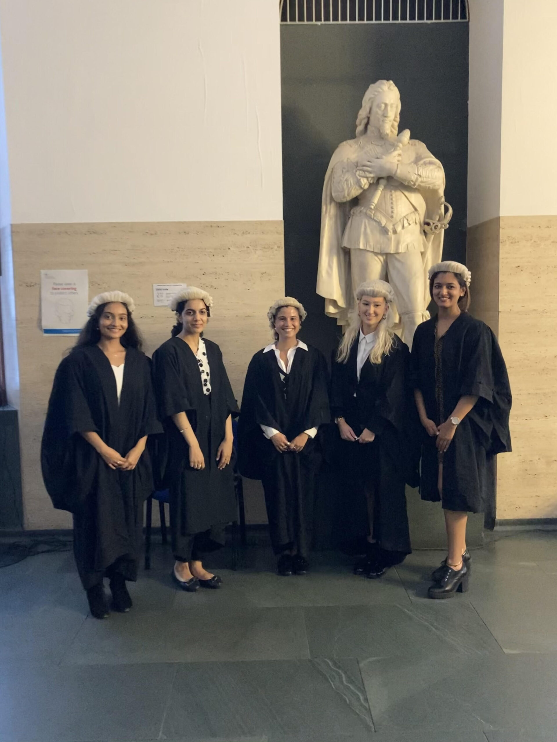 Mock Trial at Old Bailey