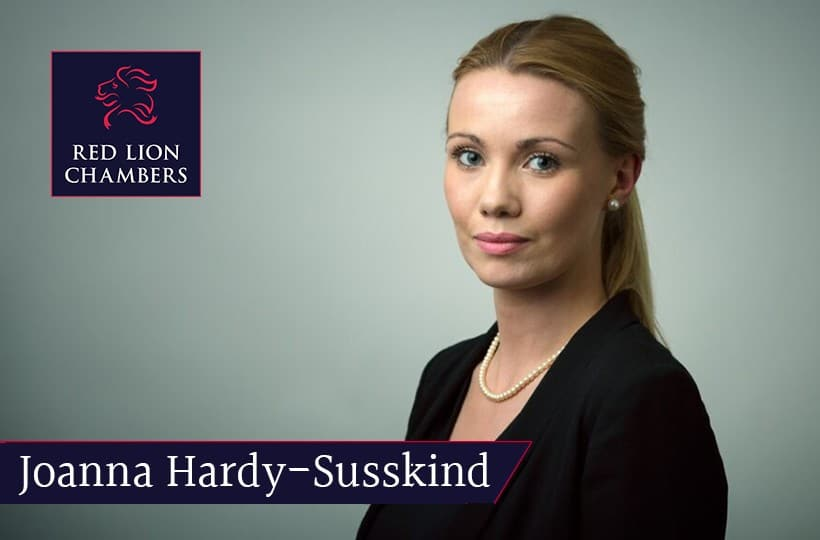 Joanna Hardy-Susskind successful in Court of Appeal