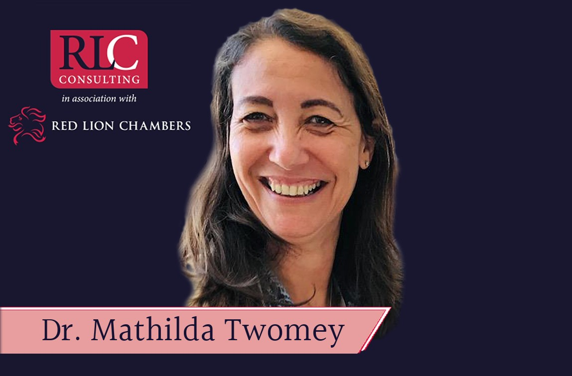 RLConsulting welcomes new member Dr. Mathilda Twomey